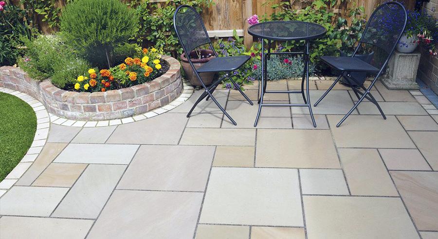 garden patios leighton buzzard