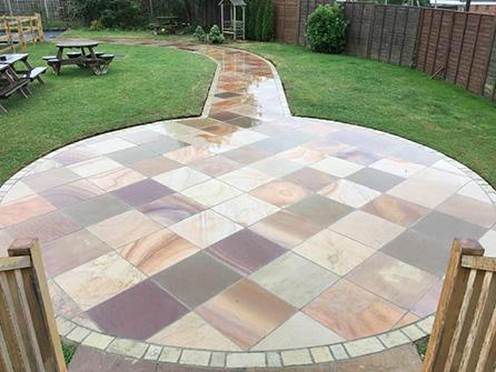 garden patios kildare