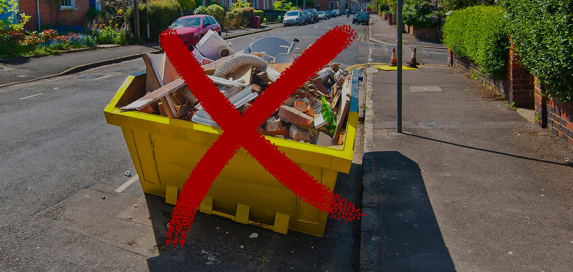 cardiff skip hire alternative
