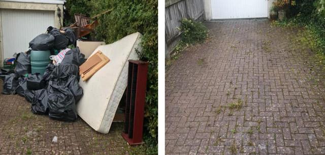 Rubbish Removal Llandough
