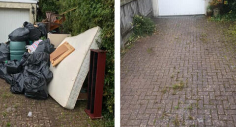 Rubbish Removal Whitchurch